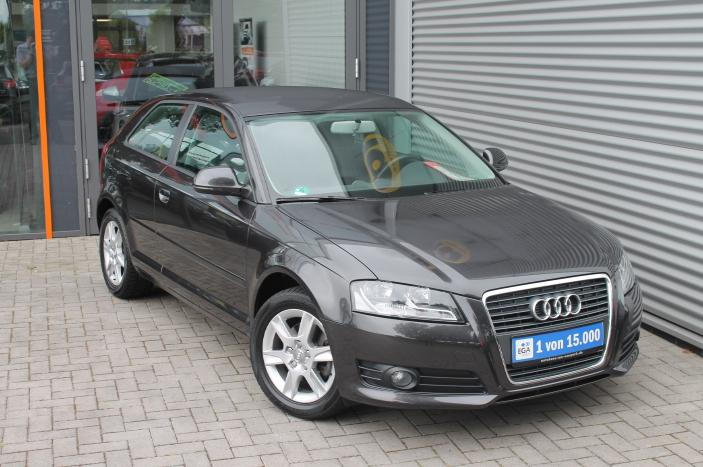 Audi A3  1,4 TFSI Attraction, Klimaautom, GRA, BC, Alu