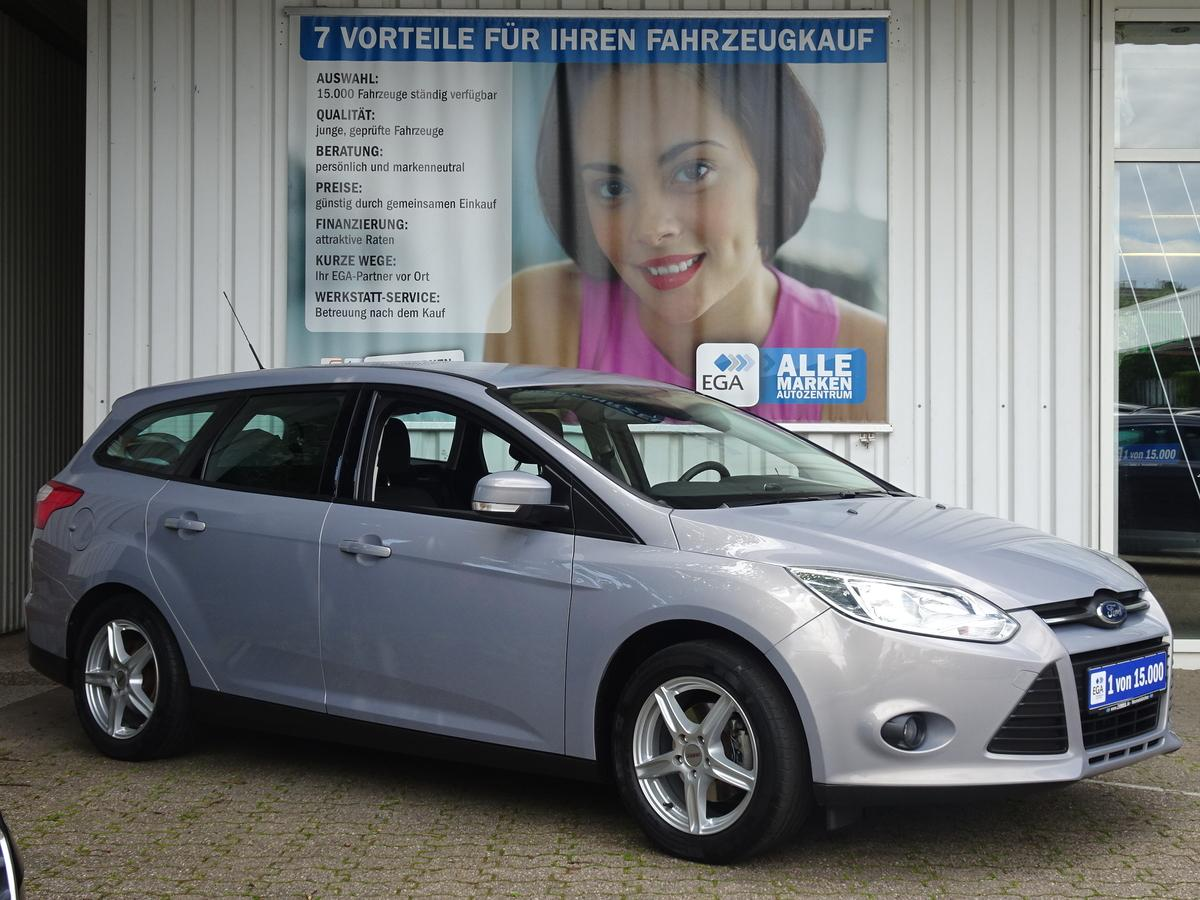 Ford Focus TURNIER 1,6 KLIMA ALU BLUETOOTH PDC