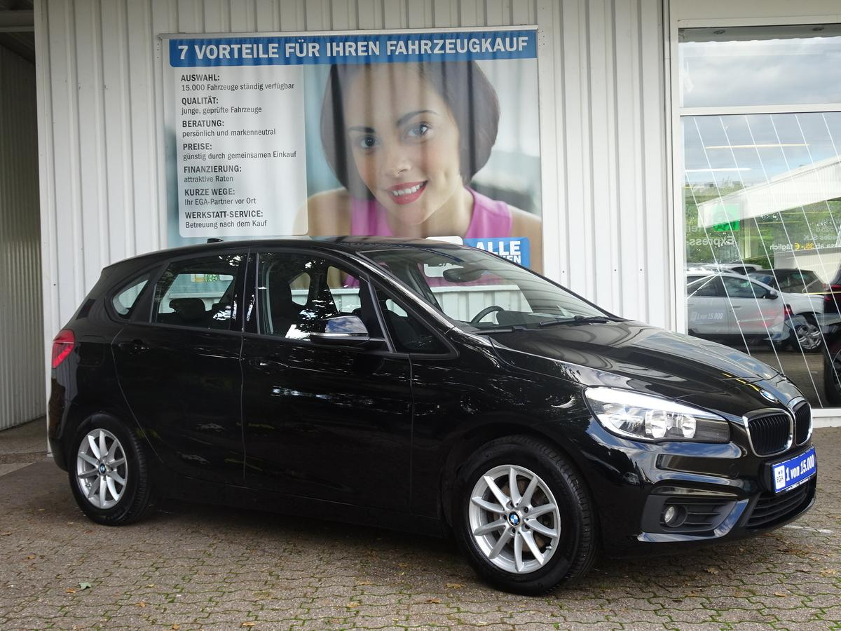 BMW 216 Active Tourer d Advantage *1.HD* NAVI*PDC*KLIMAAUTO*SHZ