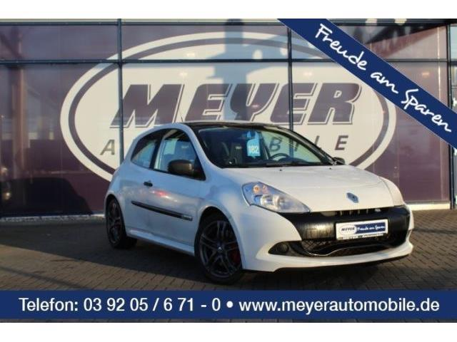 Renault Clio RS 2.0 Cup 200 Recaro/17-Zoll-Alu
